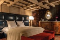 Decoration hotel luxe Meribel
