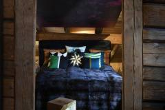 Decoration hotel luxe Val Thorens